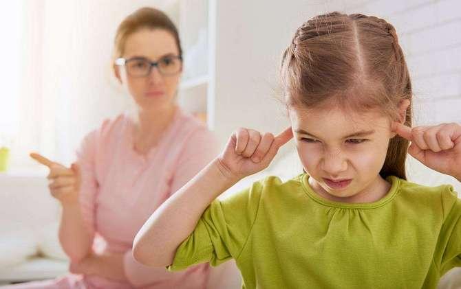 Дочь не случает мать