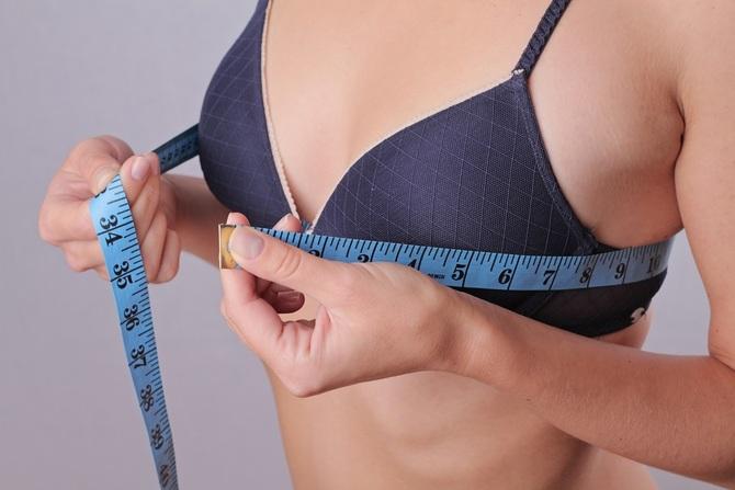 Как увеличить грудь?