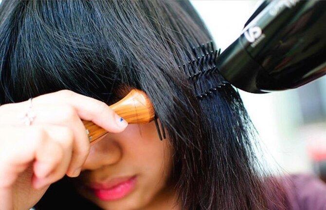 Как защитить волосы от «горячих» пыток?