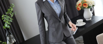 Женский костюм на заказ