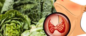 Гипотиреоз и диета - что можно есть при гипотиреозе?