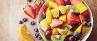 Фрукты и ягоды — польза и вред