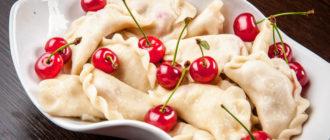 Вареники – необычайно вкусное и простое блюдо